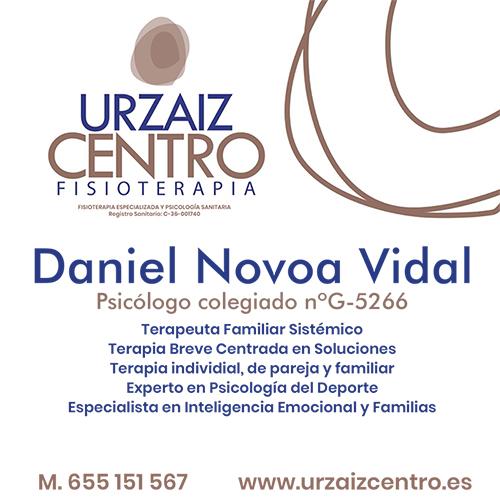 Daniel Novoa Vidal