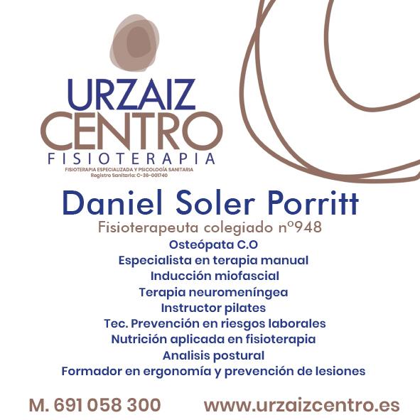 Daniel Soler Porritt